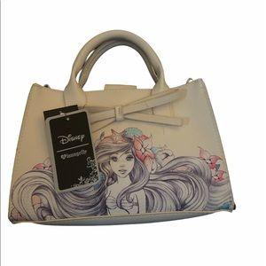 Loungefly Mini Ariel Disney Handbag Purse
